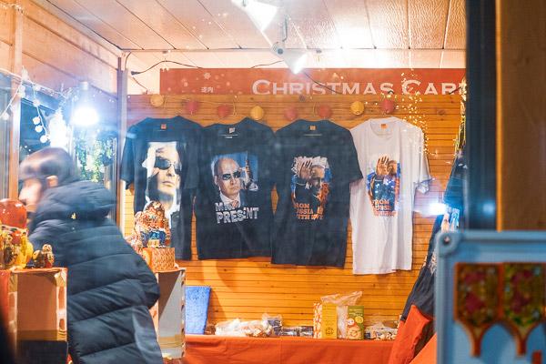 Putin President T-shirt