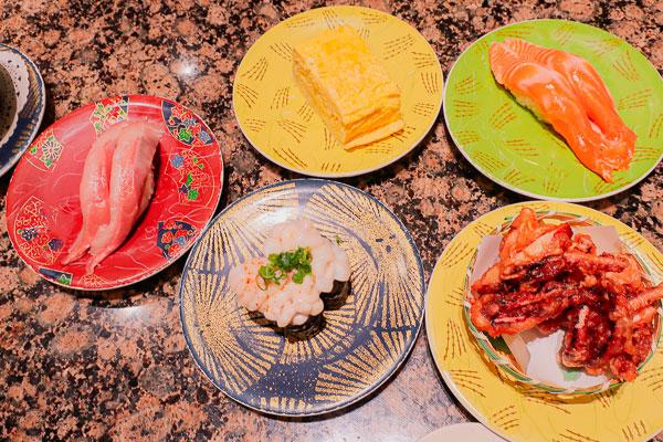 根室花まる お寿司