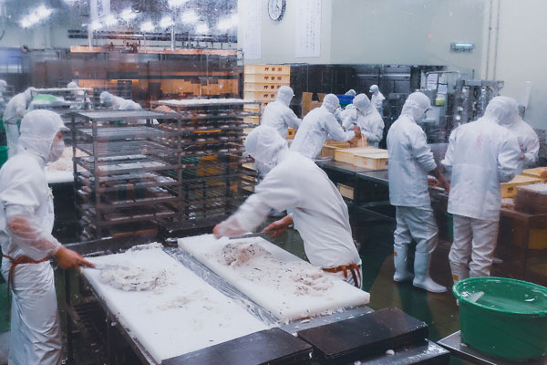 かま栄かまぼこ工場