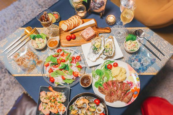 2019年夫誕生祭ディナー