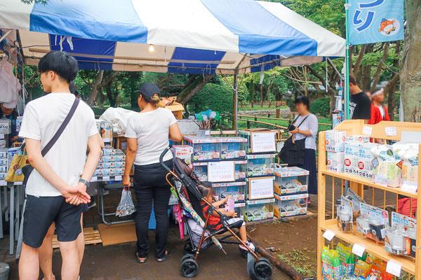 観賞魚飼育8点セットは1200~1800円!