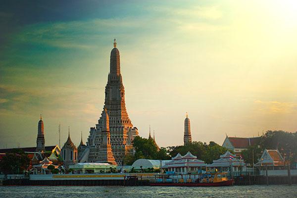 Thailand(bankok)wat arun