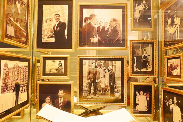 各国の政治家・王族・有名人から愛されるホテル