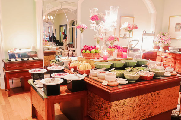 Sea Lounge High Tea Buffet