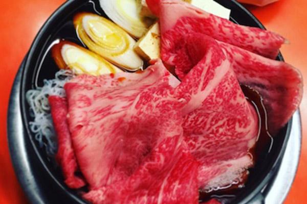 浅草米久本店牛鍋すき焼き