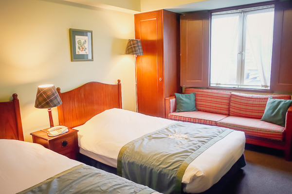 ホテルモントレ札幌カントリータイプ部屋