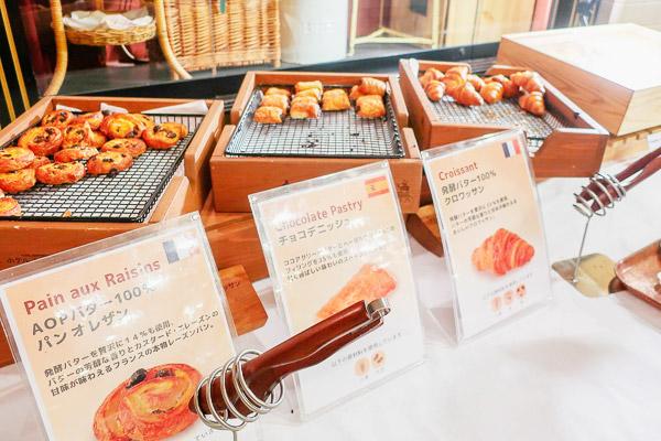 ホテルモントレ札幌朝食パン