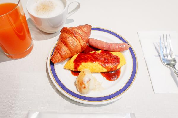ホテルモントレ札幌朝食