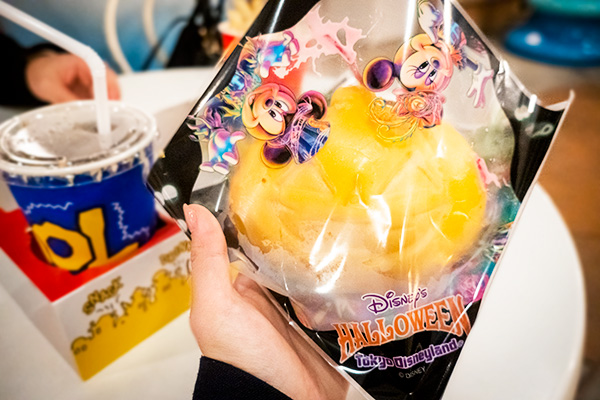 ハロウィン限定!かぼちゃパオのスペシャルセット