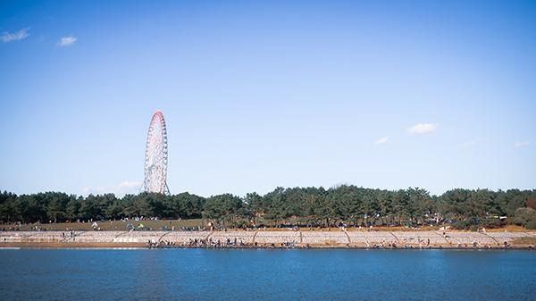 葛西臨海公園海風の広場
