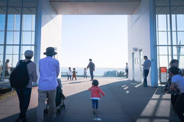 葛西臨海公園建物