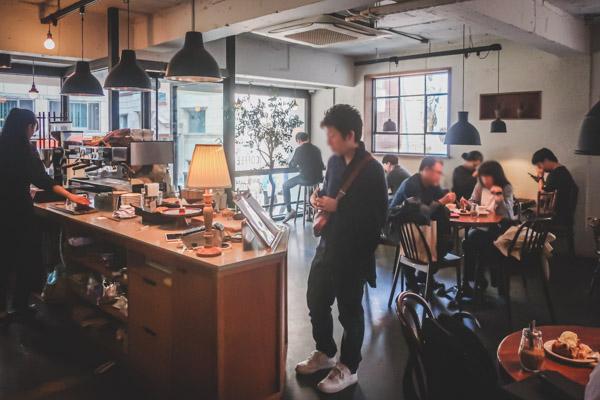 カロスキルお洒落カフェMILESTONE COFFEE1