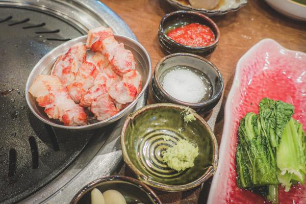 肉典食堂ユクチョンシクタン江南店