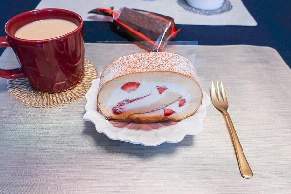 良い夫婦の日ケーキ1