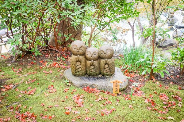 長谷寺和地蔵