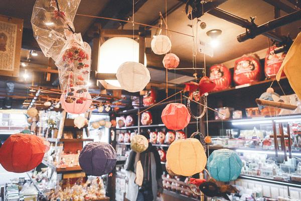 川崎大師南天堂和雑貨屋