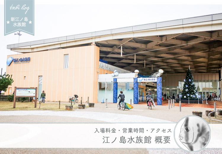 新江ノ島水族館概要