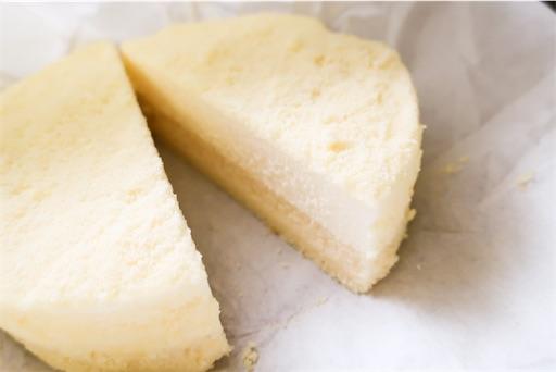 ルタオのチーズケーキ2