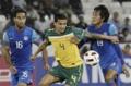 オーストラリア  イラクを1-0で下し、初の4強入り