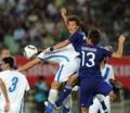 岩政  アジア杯準決勝でザックジャパン2度目のスタメン