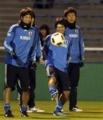 日本代表Uー22  シリア戦に向け国内練習
