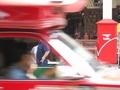 タイ・チェンマイの赤ソンテウ