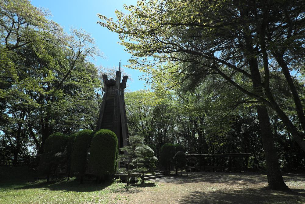 大田原城址公園(二ノ丸)