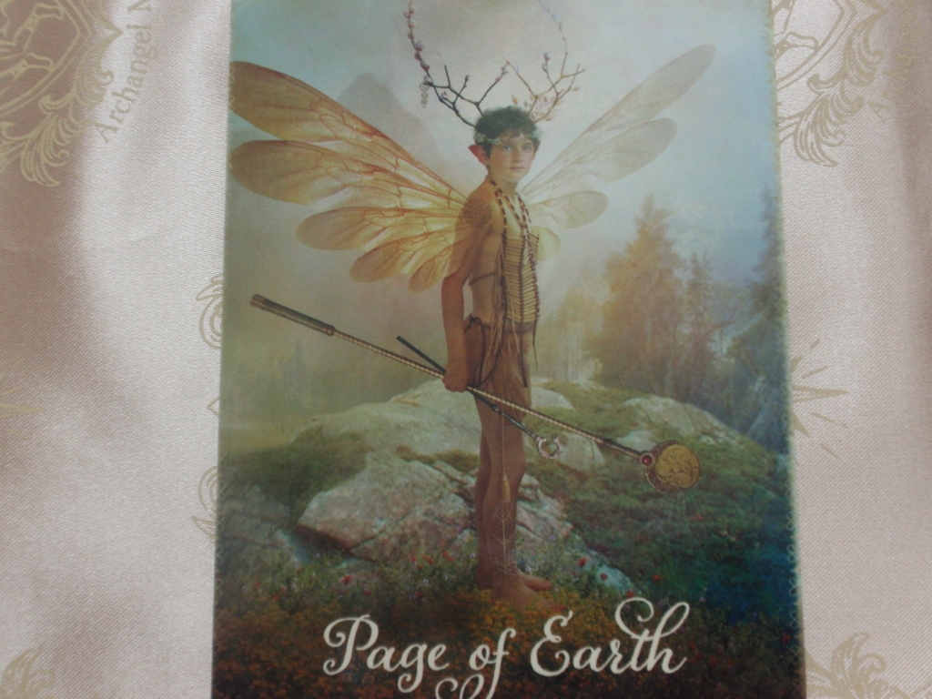 Page of Earth