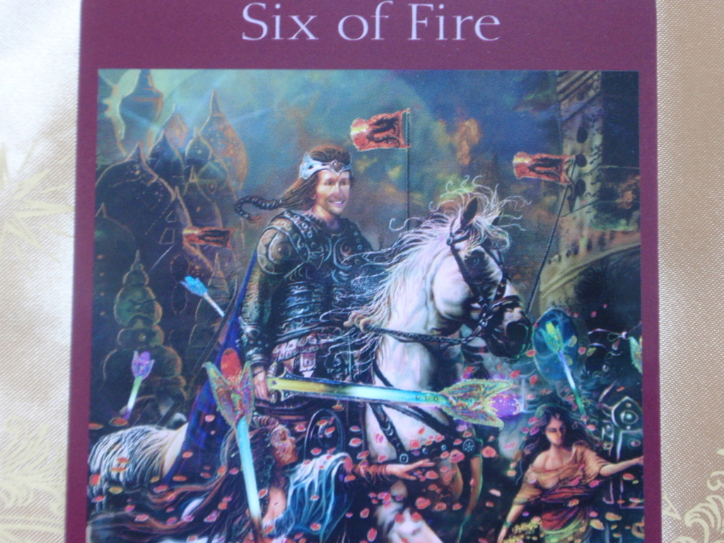 Six of Fire