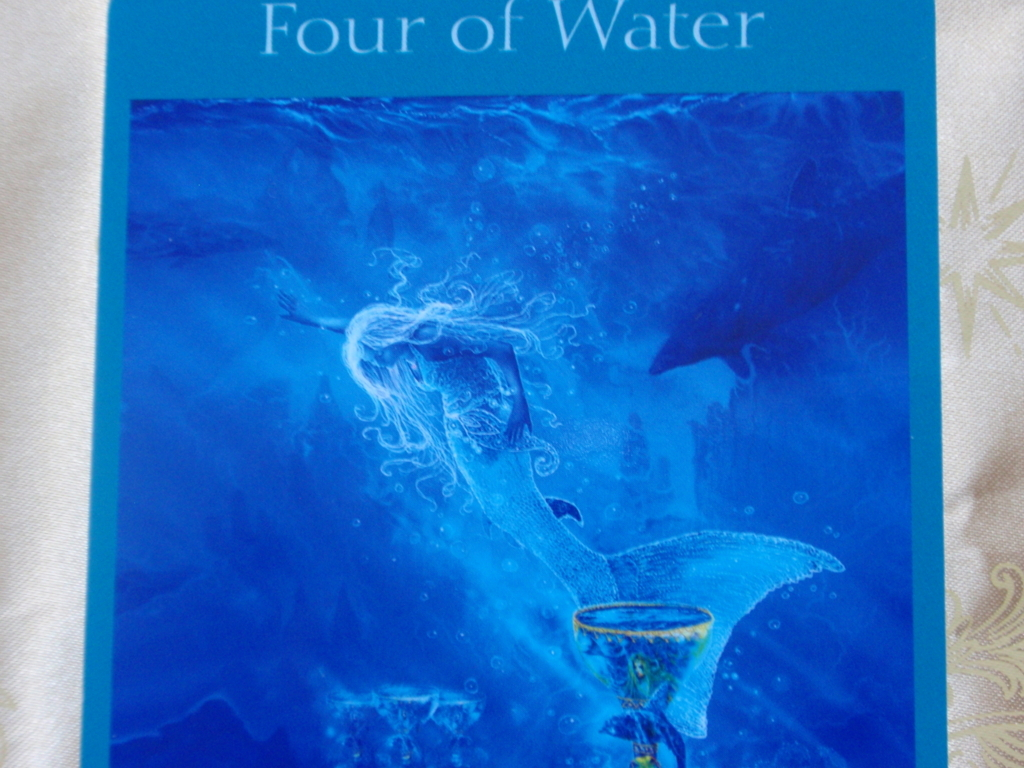 Four of Water