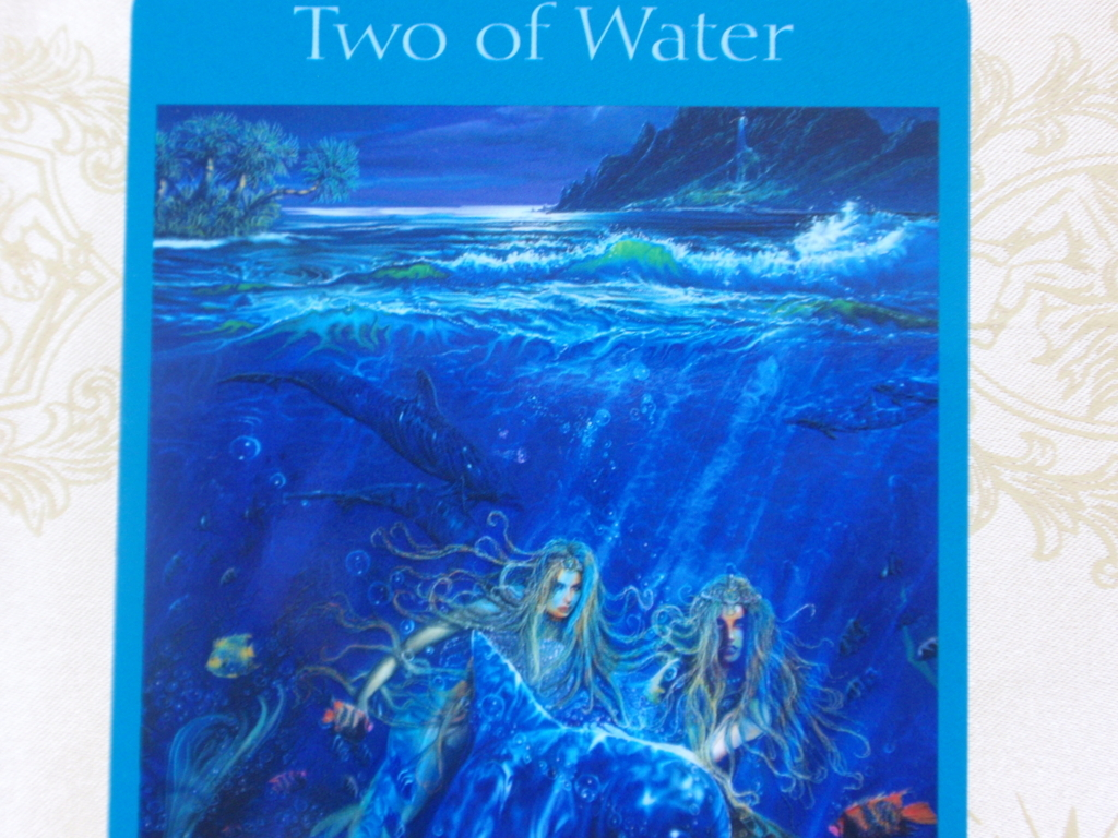 Two of Water