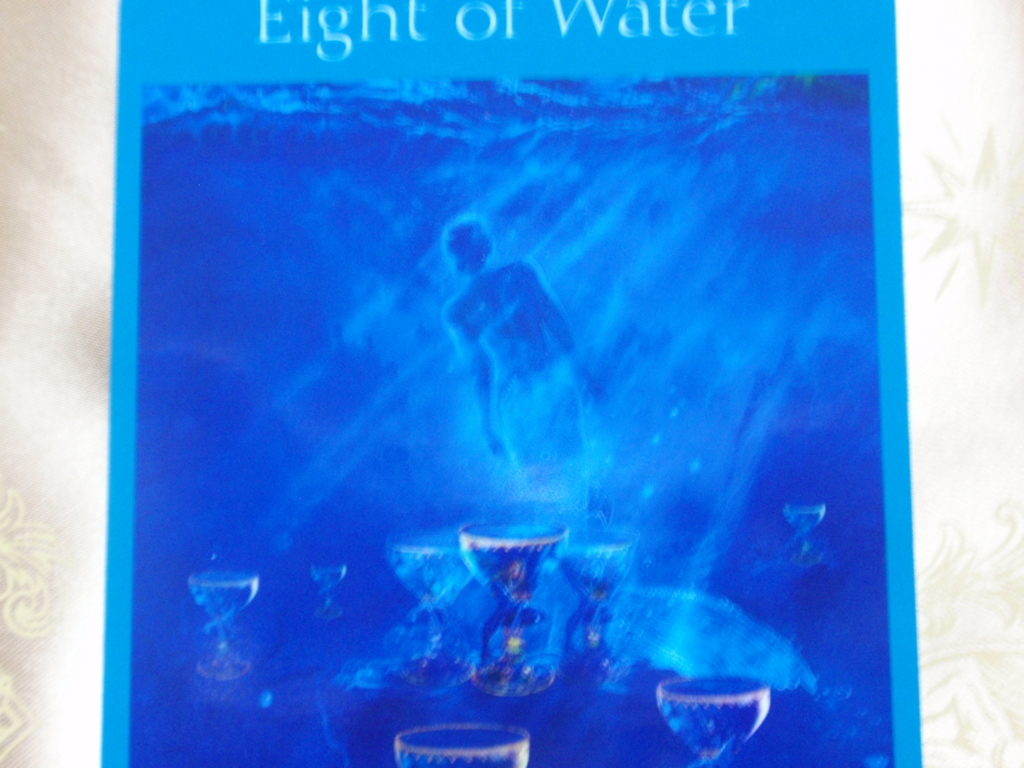 Eight of Water