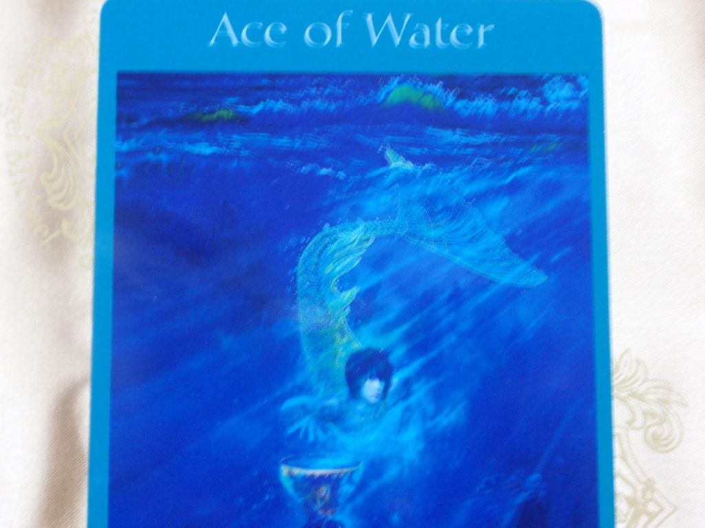 Ace of Water