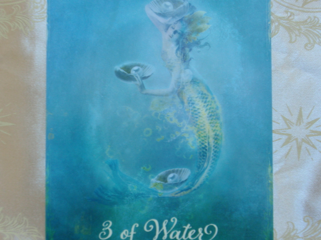 3 of Water