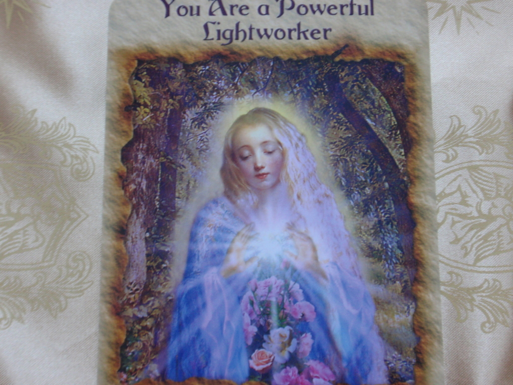 You Are a Powerful Lightworker