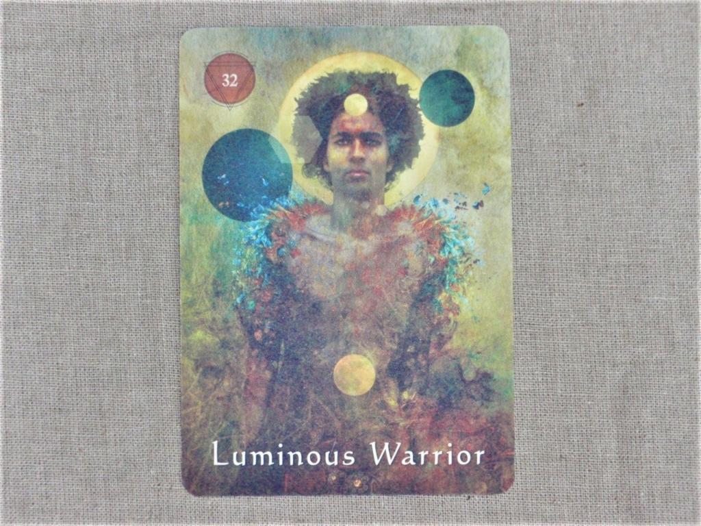 Luminous Warrior