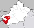 [中国]新疆カシュガル