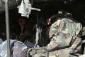 [トルコ]イラク国境付近兵士