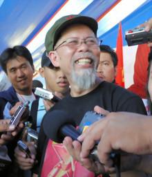 フィリピン新人民軍幹部