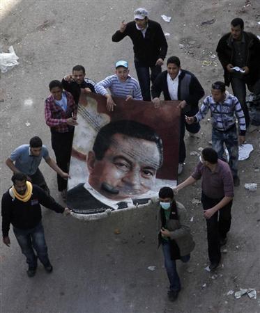 エジプトデモ