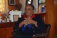 ハイチ大統領選ミルランド・マニガ候補