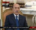 [中東]エジプトのスレイマン副大統領