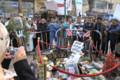 [中東]エジプト反政府デモの犠牲者を悼む市民