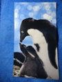 ポストカード(80円)_南極地域観測事業開始50周年郵便切手ポストカード
