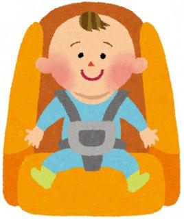 チャイルドシートの着用義務は何歳まで?違反した時の罰則は?