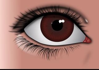 目薬がしみる原因はドライアイだった?考えられる目の病気