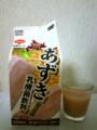 あずき乳酸菌飲料
