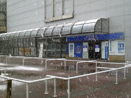 雪とヨーカドー5