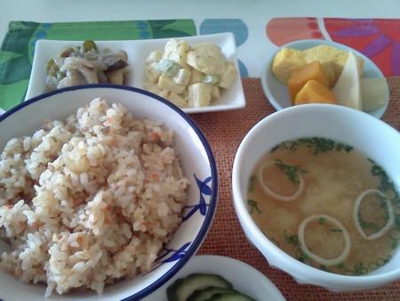 ごはんセット@solpara食堂