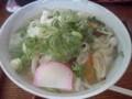 野菜たっぷりタンメン@醤丸 りんくう店